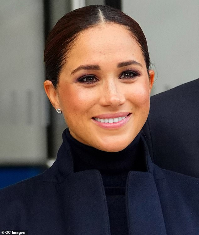 Why was Meghan wearing a cashmere polo neck and winter coat on a warm day, as she and the equally privacy-loving Harry paraded around New York on their would-be 'royal' tour?