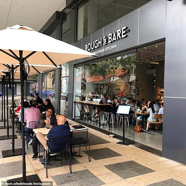 The Premier announced earlier this month cafés, restaurants and pubs will be able to open to the double jabbed once NSW hits the 70 per cent vaccination target