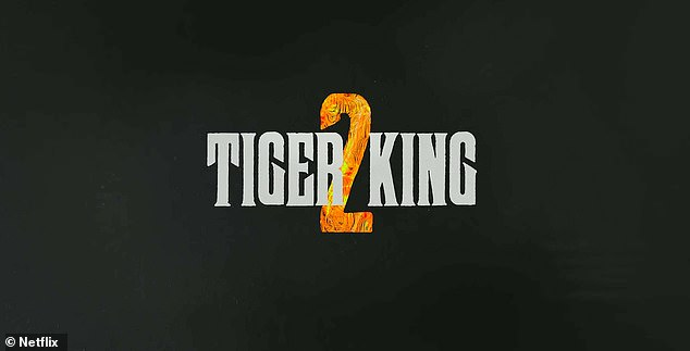 Round 2:Netflix announced season two of Tiger King would hit the streaming platform on November 17