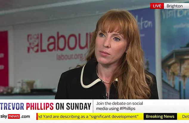 Angela Rayner launched an outspoken attack on the Conservatives during an event for Labour activists from northwest England