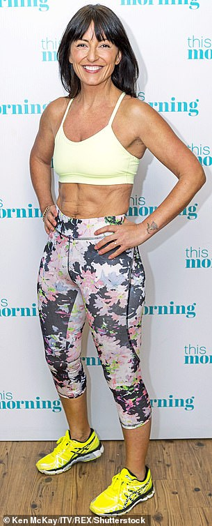 Star Supporter: Davina McCall Promotes Supreme K Vitamins