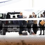 Eco-warriors Meghan and Harry return to California in private jet after VIP woke tour of NYC 💥👩💥