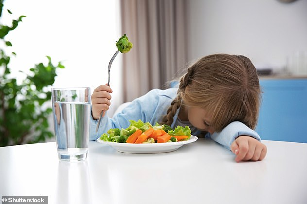 Researchers in Australia claim to better understand fussy eaters in children
