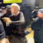 Machine Gun Kelly PUNCHES a rowdy audience member as crowd swarms stage💥👩💥💥👩💥