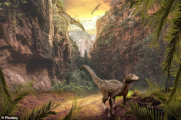 Ecological change paved the way for dinosaurs to become the dominant species after intense volcanic activity during the Carnian Pluvial Episode 230 million years ago