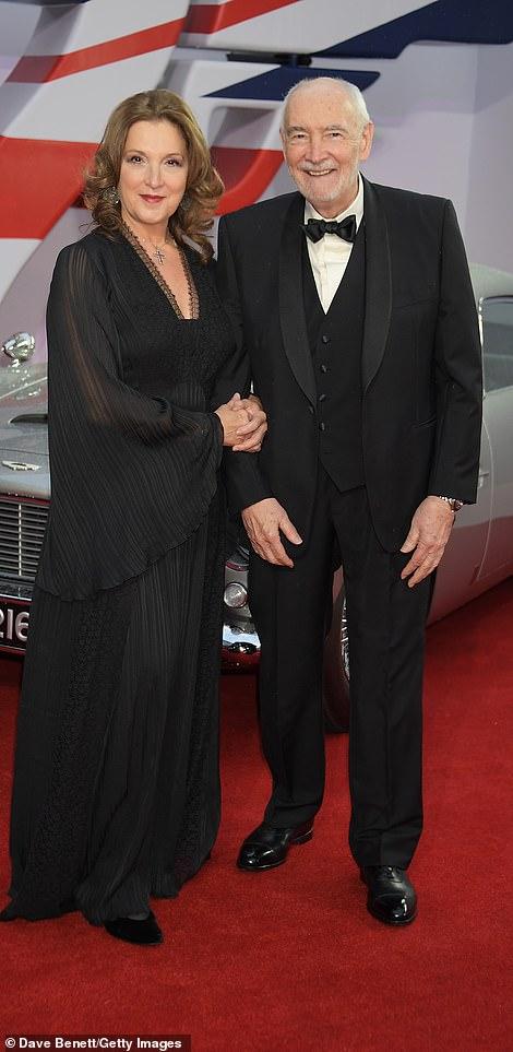Barbara Broccoli and Michael G. Wilson