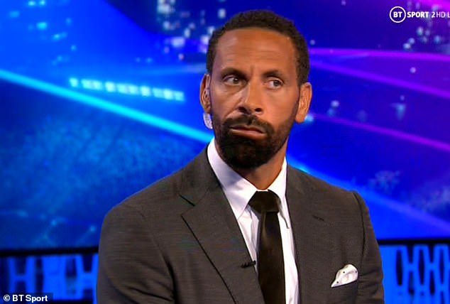 Rio Ferdinand was impressed with the champions, believing they could have scored more