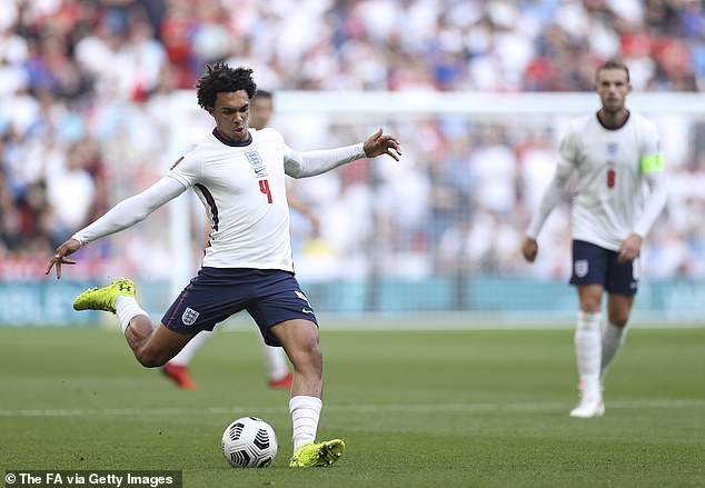 He could also miss England's forthcoming World Cup qualifiers against Andorra and Hungary