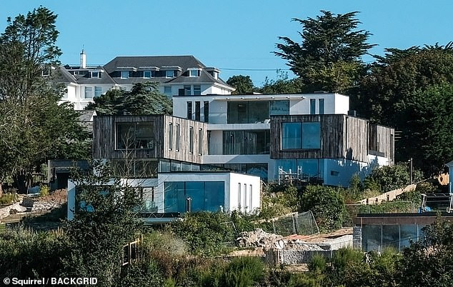 Celebrity chef Gordon Ramsay own three properties in Cornwall although he is not thought to rent them out, including a £6million mansion in the seaside village of Rock