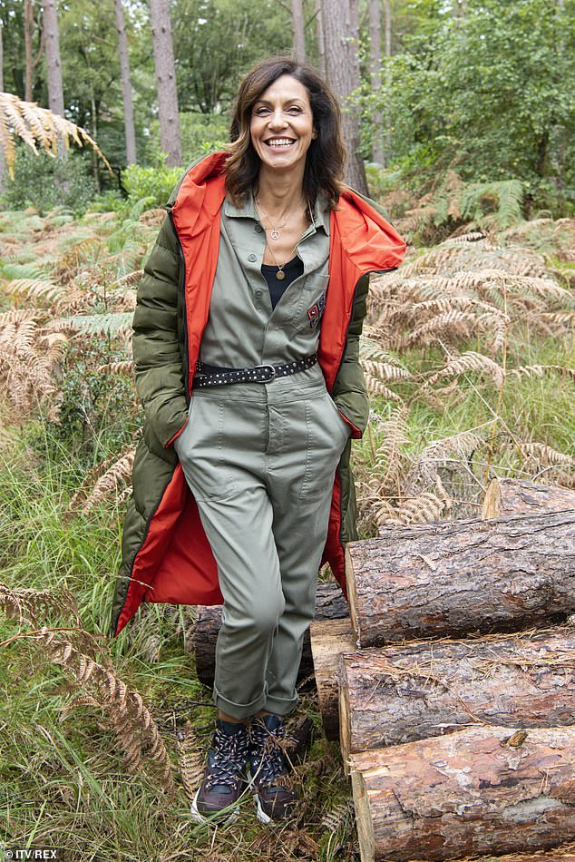 Julia said:I wanted to [continue filming] and be in the woodlands and finish that series of films for you, because they are really important for people to feel the love for nature'