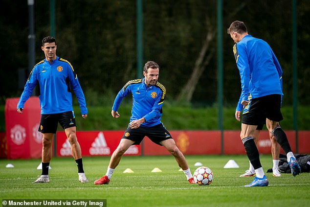 ESPN reports that the Red Devils will continue working on quicker ball movement in training