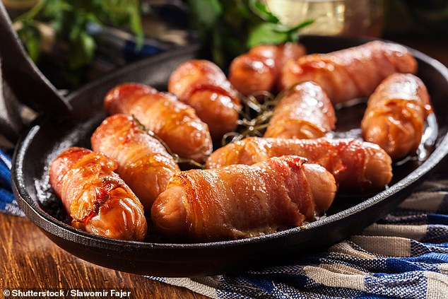 Are pigs-in-blankets really an integral part of Christmas?