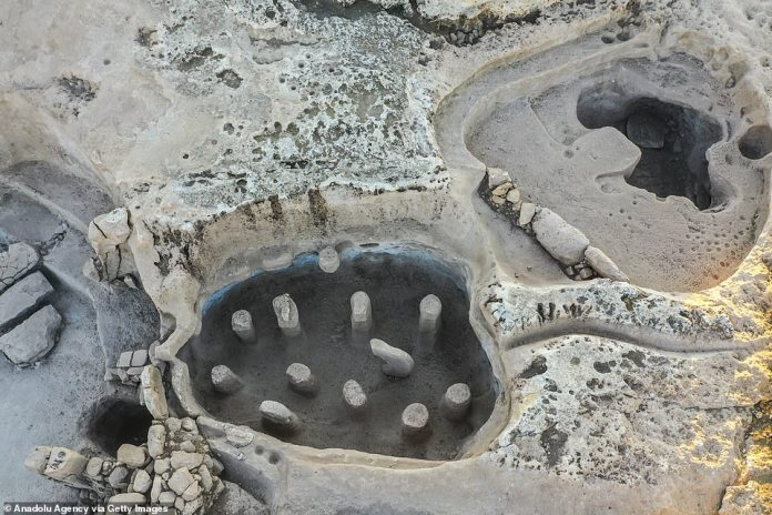 The discovery of Karahantepe in Turkey's southeastern province of Sanlisurfa reveals the artistic skills of the people who lived there 11,000 years ago.