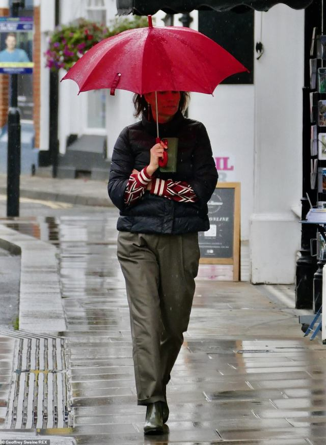 The Met Office has issued yellow weather warnings following a threat of heavy rain and high winds across the country