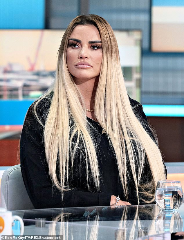 The mother-of-five (file image) has been warned she faces the possibility of a prison sentence but, according to a friend, is undaunted