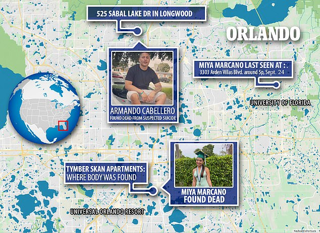 , Body of missing Florida student Miya Marcano found in wooded area around Orlando apartment complex, Nzuchi Times National News