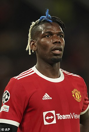 Paul Pogba could leave United on a free transfer next summer