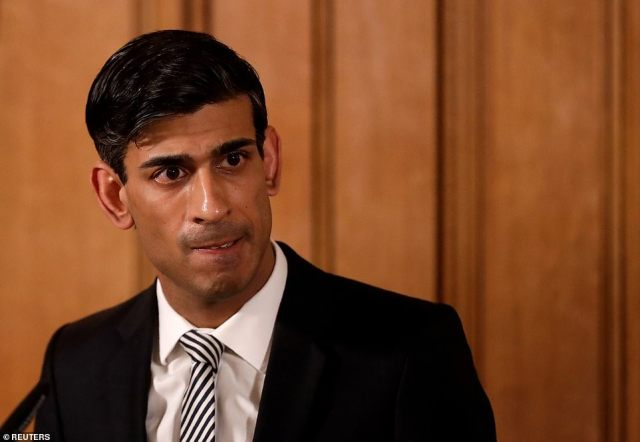 In an exclusive interview with the Mail, Chancellor Rishi Sunak (pictured) said the supply problems are global and cannot be fixed by Britain alone