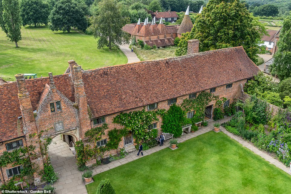 Sissinghurst, with the 16th-century mansion tower poking into an azure sky, feels like some kind of garden utopia, says Tom