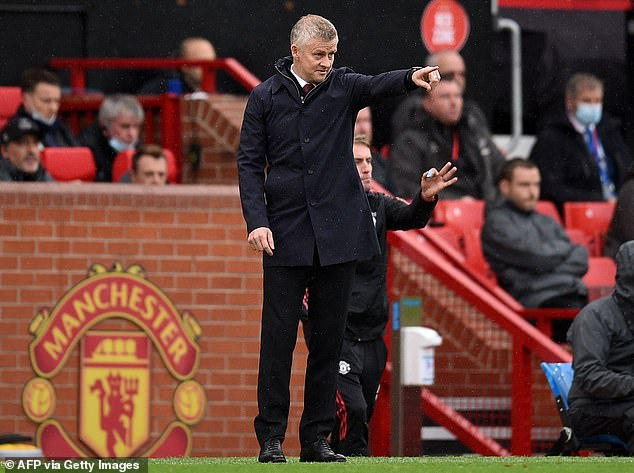 There is no convenient replacement right now to justify removing Solskjaer as manager
