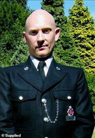 Jailed for life: Killer officer Wayne Couzens