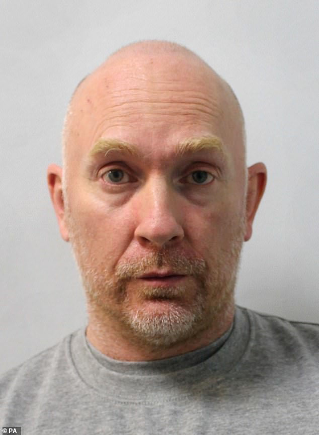 It comes after news emerged of how Couzens showed off a prostitute to his Met colleagues at a hotel party, calling her his 'bit of brass'