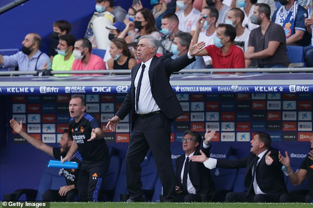Carlo Ancelotti, 22, is expected to join the men on a free transfer next summer
