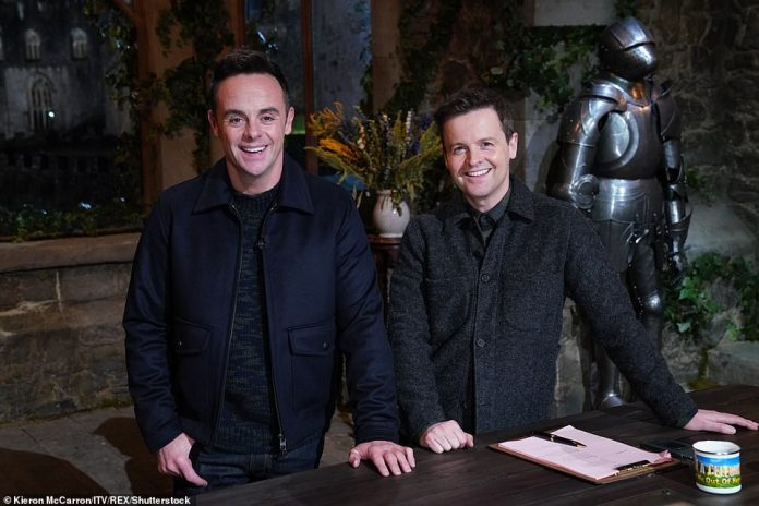 Host: Ant and December are set to reunite on the show in November.  which has been moved to Gwrych Castle for the second year in a row.