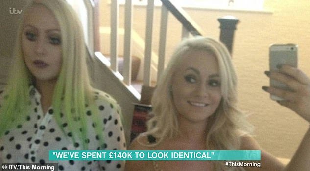 , Twins, 25, reveal how they spent £140k on plastic surgery to look identical, Nzuchi Times National News