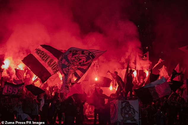 Marseille fans are waiting to find out when they can return to away games after Angers clash