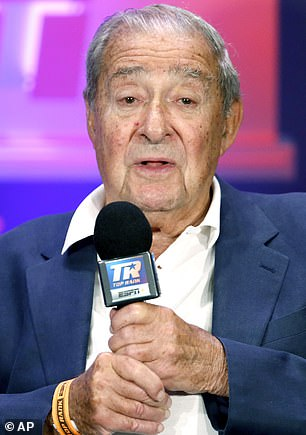 The legendary boxing promoter is finally ready to deliver the body snatcher that hit the heavyweights.