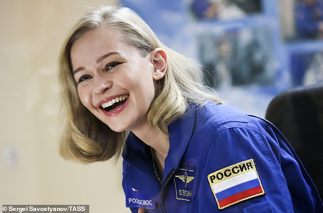 They are launching as part of ISS Expedition 66, in which the main crew member, actress Yulia Peresild, plays a doctor in a new film called Challenge.