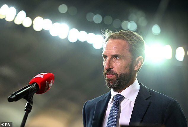 Gareth Southgate Says It Was 'Early Days' For Roma Striker But Now He Has Been Called Out