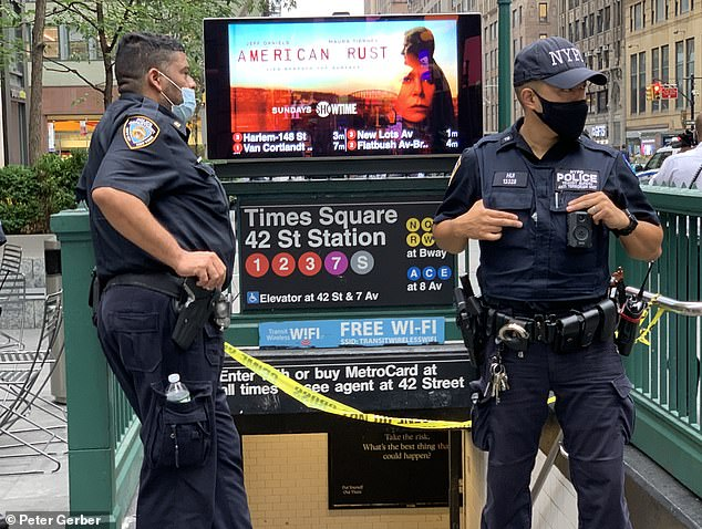, 'I never thought it would happen to me': Times Square subway pusher's victim speaks for first time, Nzuchi Times National News