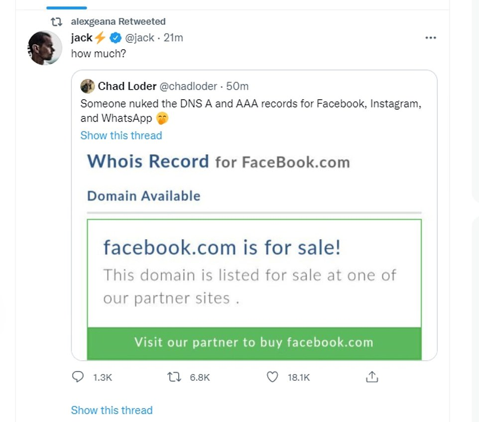 , Facebook, Instagram, WhatsApp and Facebook Messenger are DOWN, Nzuchi Times National News
