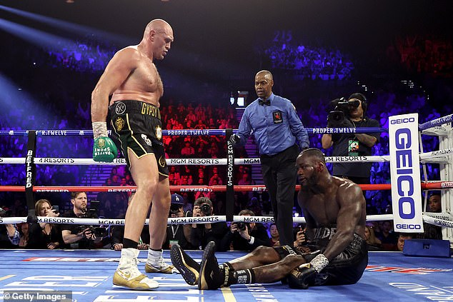The Gypsy King destroyed its American rival 20 months ago and wants to emulate that feat