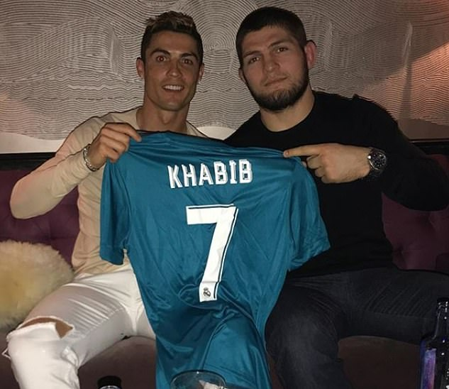 The 33-year-old's friendship with Ronaldo goes back to the Portugal star's days at Real Madrid