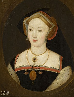 Mistress: Mary, who lived from 1499 to 1543, is rumoured to have bore two of the king's children