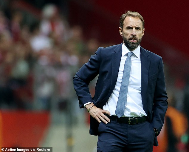 England boss Gareth Southgate explained how managers are not allowed to know which players have been put on hold due to medical secrecy