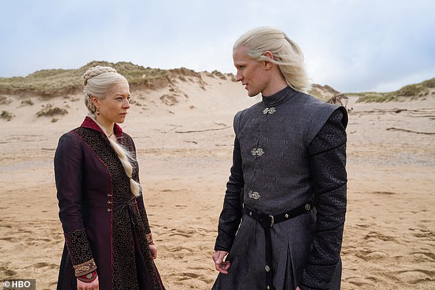Origin story: Back in May Game Of Thrones fans got their first look at the upcoming prequel, with HBO releasing three official photos from the project