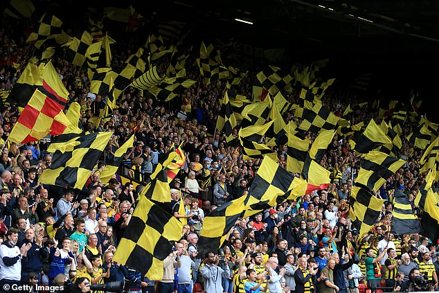 Watford argued that fans may have already made travel arrangements for the match.