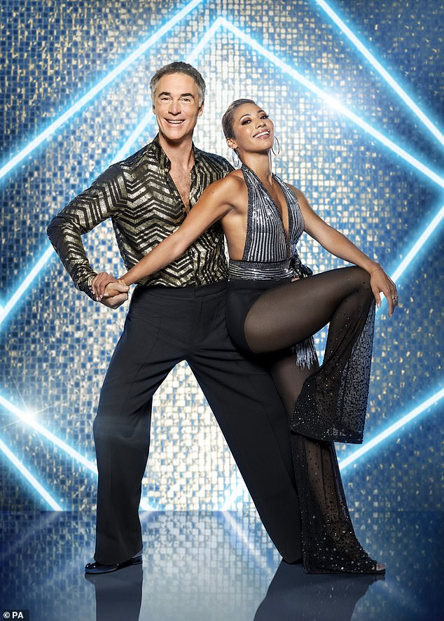 Exciting: Strictly Come Dancing has unveiled performances for Movie Week with Greg Wise and Karen Hauer channeling 007 with Paso Doble for a James Bond theme tune.