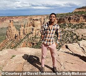 Geologist Daniel Robinson, 24, has been missing since June 23, when he was last seen leaving his worksite in Buckeye, Arizona