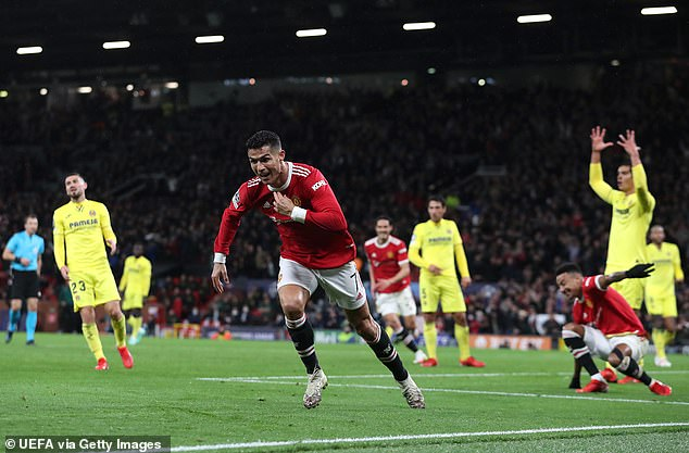Ronaldo has made a strong start to his second stint at United, scoring five goals already