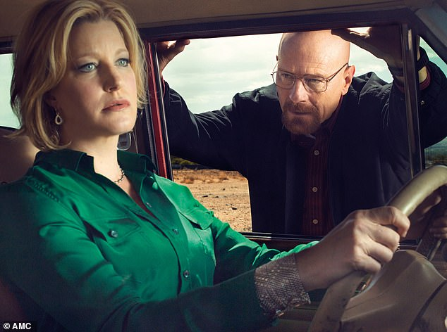 Women getting the brunt of it:Her heartbreaking essay about dealing with viewer hate is reminiscent of the 2013 NY Times Op-Ed penned by Breaking Bad actress Anna Gunn about her character Skylar White being viciously hated by fans