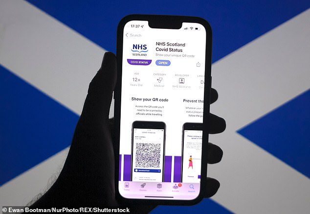 The First Minister blamed the NHS for the issues instead of the new £600,000 app, claiming high demand had paralyzed the new system