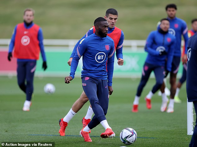 Tomori has now returned to the England squad ahead of games with Andorra and Hungary