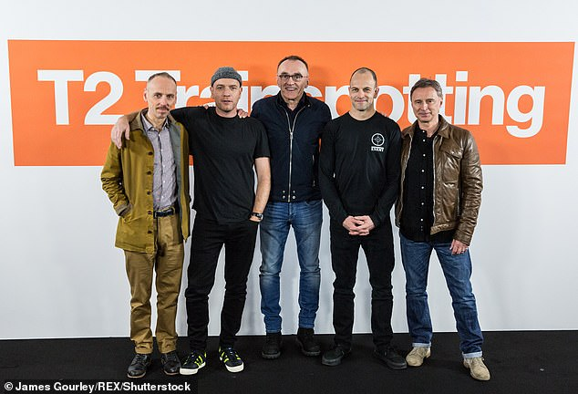 Nostalgia: A sequel, T2 Trainspotting, was made in 2017, with the original cast reprising their roles.