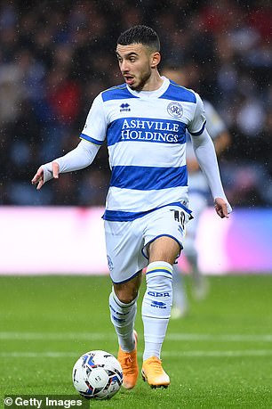 Academy graduate and fan favouriteIlias Chair scored the match winning goal against Preston North End last weekend