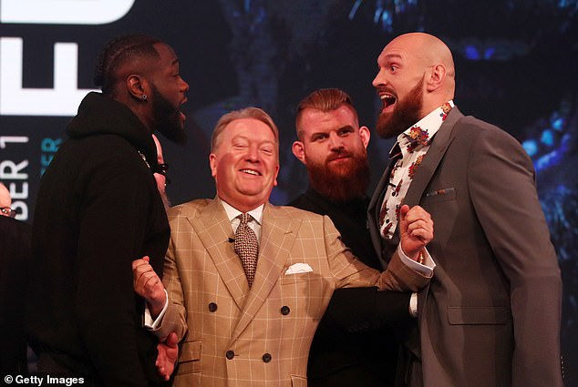 Deontay Wilder insists there will be no fourth match with Tyson Fury even if he wins